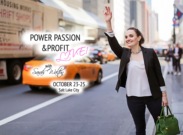 Power Passion Profit