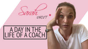 Sarah Uncut Thumbnail Image for Episode 13 - A Day In The Life Of A Coach